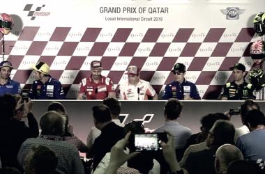 MotoGP - Le parole dei piloti in conferenza stampa