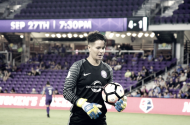 NWSL Roundup: Harris not suspended and Kleiner joins Seattle | Photo: Orlando Pride
