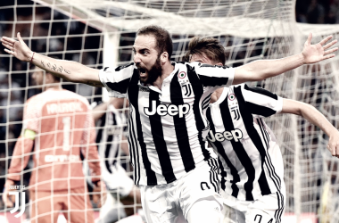 """Higuain: """"Sto bene alla Juventus ma mi piacerebbe giocare in Premier"""""""