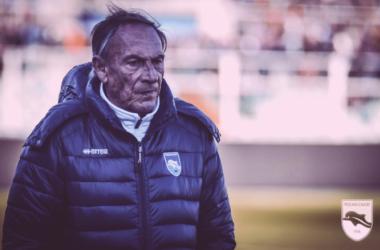 Pescara - Zeman si racconta alla Gazzetta tra calcio, sigarette e gradoni (Fonte foto: Pescara Calcio)