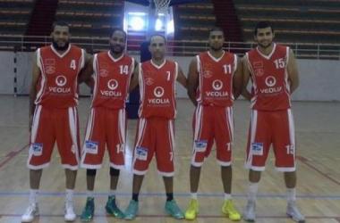 فريق جمعية سلا مستضيف البطولة