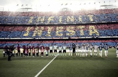 Fonte foto: Twitter Barcellona