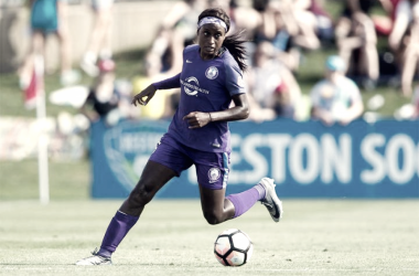 Orlando Pride sign new contract with Chioma Ubogagu | Photo: Orlando Pride