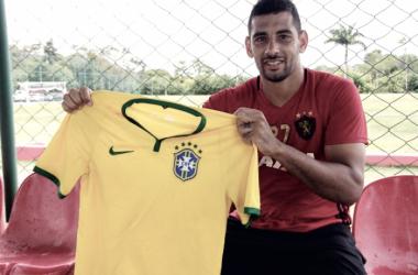Após 16 anos, Diego Souza representa nordeste na seleção e quebra tabu