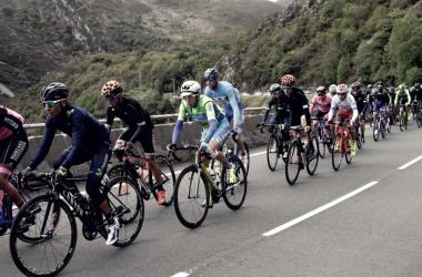 Las montañas asturianas son el gran atractivo de la carrera Fuente: Luisma Murias