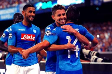 Champions League - Il primo atto va al Napoli: battuto il Nizza 2-0