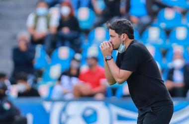 """Nicolás Larcamón: """"La producción del equipo fue buena"""""""