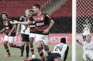Gols e melhores momentos de Racing 1 x 1 Flamengo pela Libertadores