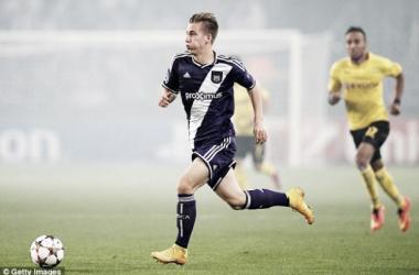 Aston Villa to make £10m swoop for Anderlecht's Dennis Praet