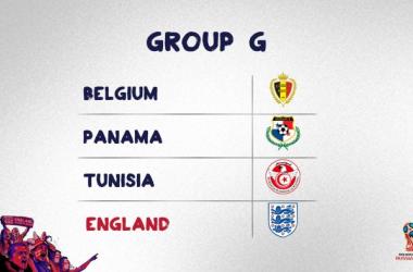 Análisis del grupo G de Inglaterra para el Mundial 2018