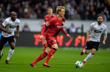 Bundesliga - Filosofie a confronto tra Bayer Leverkusen ed Eintracht Francoforte