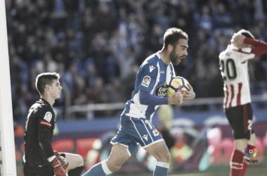 """LaLiga - Pari e patta tra Deportivo e Bilbao: al """"Riazor"""" finisce 2-2"""