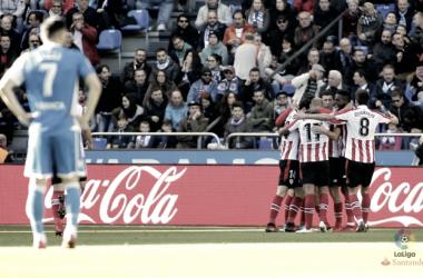 Deportivo de La Coruña - Athletic de Bilbao: Puntuaciones del Athletic J13