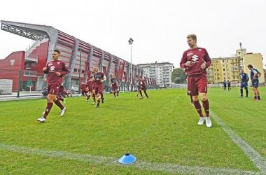 Coppa Italia - Torino vs Carpi, granata con Belotti