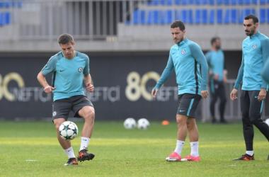 Champions League - Qarabag vs Chelsea, Conte vede il traguardo - Twitter