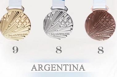 Fotos: Comité Olímpico Argentino (COA)