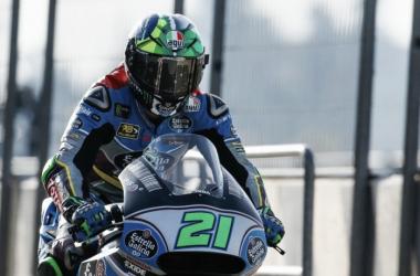 """MotoGP - Test Jerez Morbidelli: """"Qualche difficoltà in più rispetto a Valencia"""""""