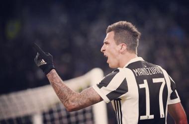 Juventus, Mandzukic a rischio per Bologna | Twitter Mario Mandzukic