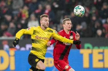 Bundesliga - Notte dal sapore d'Europa al Westfalenstadion: Bayer e Borussia si giocano la Champions | Twitter Bvb