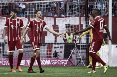 Bundesliga, il Bayern a Francoforte per blindare il Meisterschale | Twitter Bayern Monaco