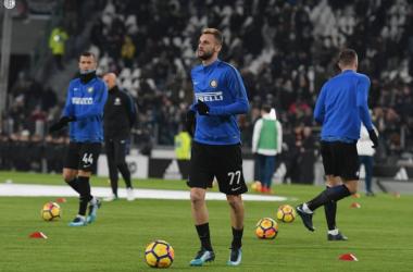 Inter, prima di Coppa - Inter Twitter