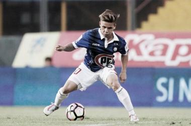 """Yeferson Soteldo: """"Es un sueño jugar en la U y jugar la Copa Libertadores"""""""