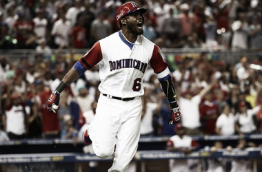 Nelson Cruz hits monster home run to complete the Dominican Republic's comeback. | Photo: World Baseball Classic