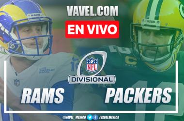 Resumen y Touchdowns: Los Ángeles Rams 18 - 32 Green Bay Packers en el Playoff Divisional de la NFL