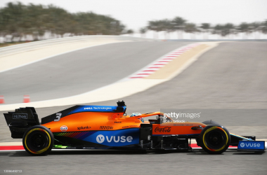 Daniel Ricciardo tops timesheet as Mercedes hit gearbox woes - F1 Testing 2021