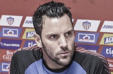 """Sebastián Viera: """"Estamos en casa, tenemos que ser protagonistas"""""""