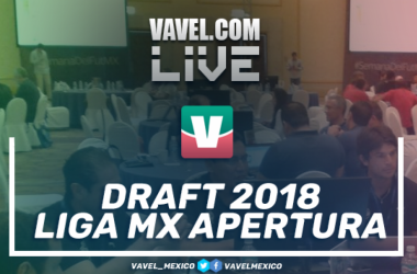 Draft Ascenso MX 2018 en vivo: transferencias minuto a minuto