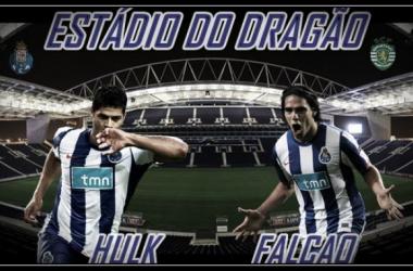 Porto x Sporting: Hulk e Falcao são os goleadores do Dragão