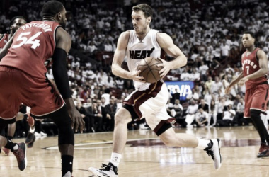 Goran Dragic was on fire for most of Game 6 (Photo: Steve Mitchell, USA Today Sports)