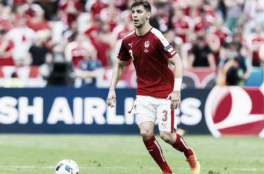 Aleksandar Dragovic wechselt aus Kiew zu B04. | Quelle: bayer04.de