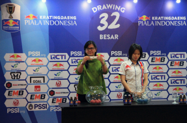 Inilah Hasil Undian 32 Besar Piala Indonesia