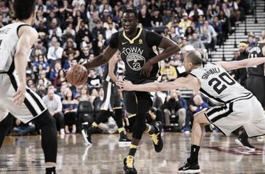 El semáforo de NBA Vavel: Golden State Warriors - San Antonio Spurs
