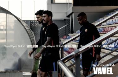 El FC Barcelona empieza el año con dos partidos y cuatros sesiones de preparación | Foto: Miguel López Mallach - VAVEL