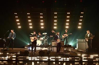 Mumford & Sons regresa a los escenarios con Delta | Foto: Twitter oficial de Mumford & Sons
