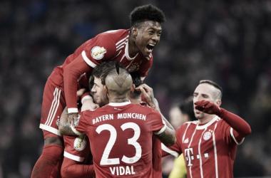 DFB Pokal Dortmund Bayern Monaco