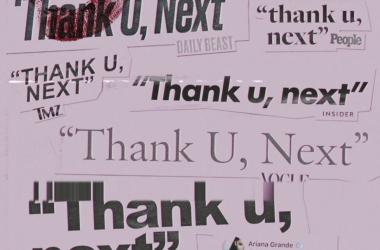 """""""thank u, next"""" de Ariana Grande debuta en lo más alto / Foto: Twitter oficial de Ariana Grande (@ArianaGrande)"""