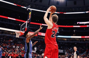 Fonte: official Twitter Chicago Bulls