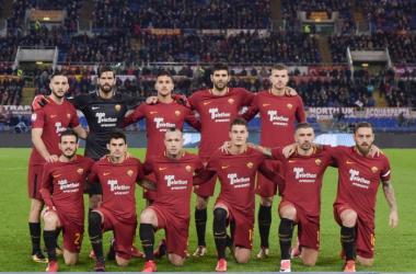 Source photo: profilo Twitter AS Roma