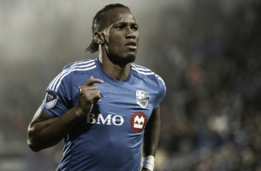Montreal Impact's Didier Drogba used to be a thorn in the side of the Gunners when at Chelsea | Photo: MLS