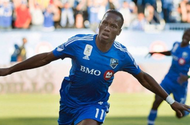 It's time for the Columbus Crew SC to meet the man who is responsible for the Montreal Impact turning their season around on Sunday at Stade Saputo in the Eastern Conference Semifinals. That man is world class striker Didier Drogba. The Canadian Pres