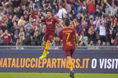 Serie A - La Roma schianta la Sampdoria: 4-1 all'Olimpico