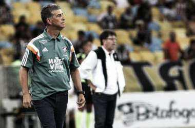 """Drubscky evita oba-oba no Fluminense mesmo com vantagem: """"O foco será mantido''"""