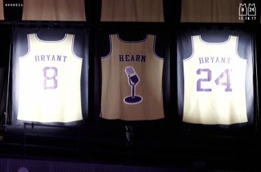 Kobe Bryant, más leyenda si cabe de los Lakers