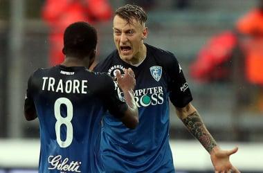 Il pazzo Empoli vince la seconda gara: Atalanta rimontata e battuta 3-2!