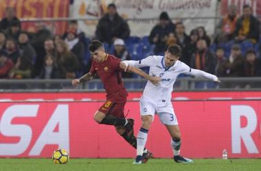 Serie A - Ahi Roma, questa non ci voleva! L'Atalanta sbanca l'Olimpico in dieci uomini (1-2)