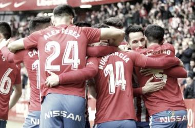 Enamorados del Sporting/ Foto: La Liga